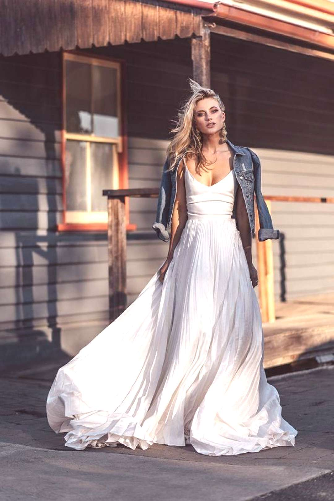 BRIDAL GOWNS WITH A DIFFERENCE //