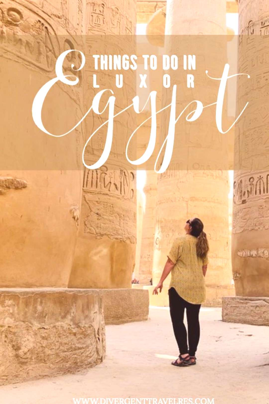 15 Epic Things to do in Luxor, Egypt The Nile River provides a green and verdant backdrop to the ar