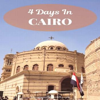 4 Days in Egypt with Kids Join our family as we explore Cairo with day trips to the Giza Pyramids,