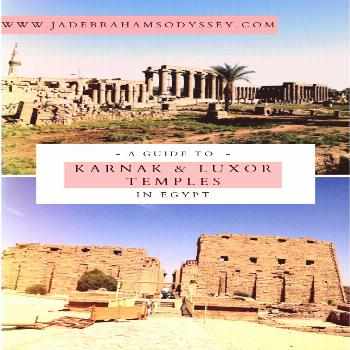 A Guide To Karnak & Luxor Temples In Egypt - -