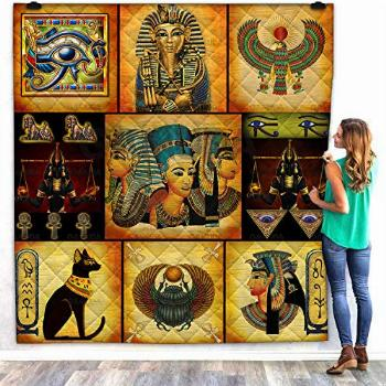 Ancient Egypt Quilt Quilts Blanket Comforters Full Size Best