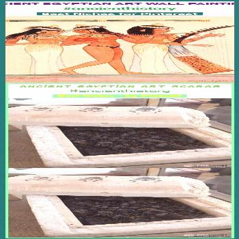 Ancient Egyptian Art Wall Paintings Luxor Egypt Comics and cartoons Comics and cartoons      ancien