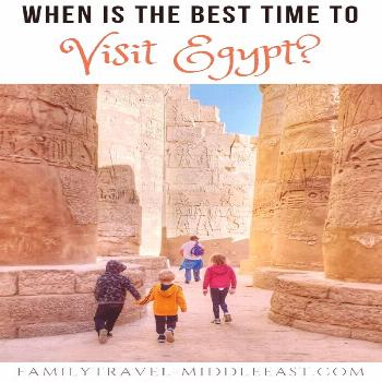 Best time to visit Egypt Looking to plan a trip to Egypt?  We talk you through the different climat