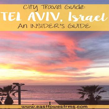 Detailed travel guide to visiting TEL AVIV ISRAEL. Learn the best things to do in Tel Aviv where to