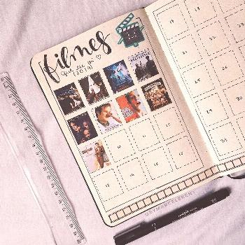 """Marcele Keny ♡ Bullet Journal on Instagram: """"Who remembers this page !? * - ... -  Marcele Keny"""