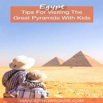 Our visit to the Great Pyramids of Egypt was amazing. If you're planning on making the trip, these