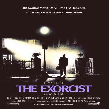 The Exorcist (1973) Horror Movie - Directed By William Friedkin -  Today's Throwback: The Exorcis