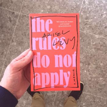 'The Rules do not Apply' by Ariel Levy.
