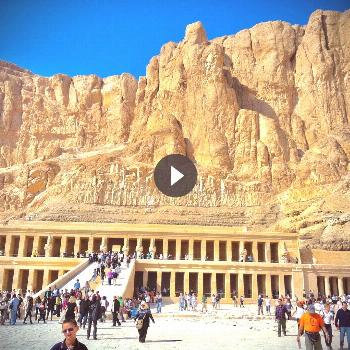 The Valley of the Kings is one of Egypt's most spectacular destinations.  #photography