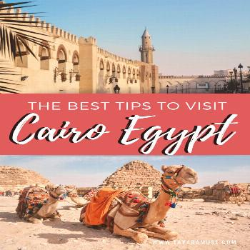 Tips to Visiting Cairo Egypt  Here are the best insider tips for visiting Cairo, Egypt - straight f