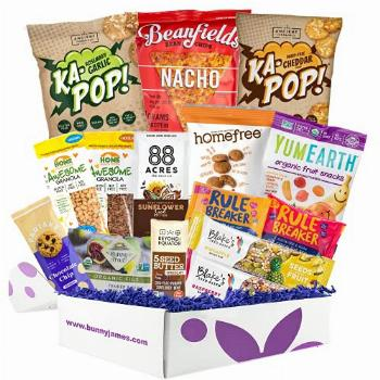 Top 8 Allergen Free Snacks: Great Gift For Anyone With