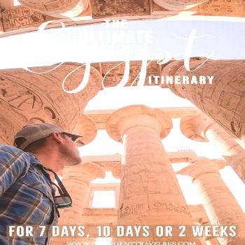 Ultimate Egypt Itinerary for 7 Days, 10 Days or 2 Weeks Planning the perfect Egypt itinerary is nev