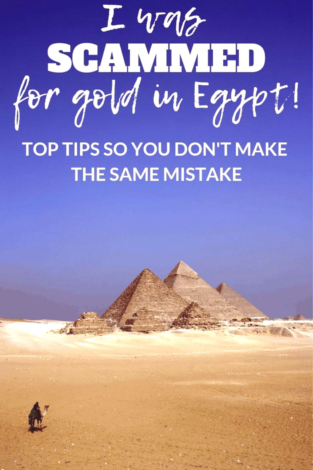 9 TIPS FOR BUYING GOLD IN EGYPT FROM A FOOL WHO GOT SCAMMED! - Third Eye Traveller • Solo Female