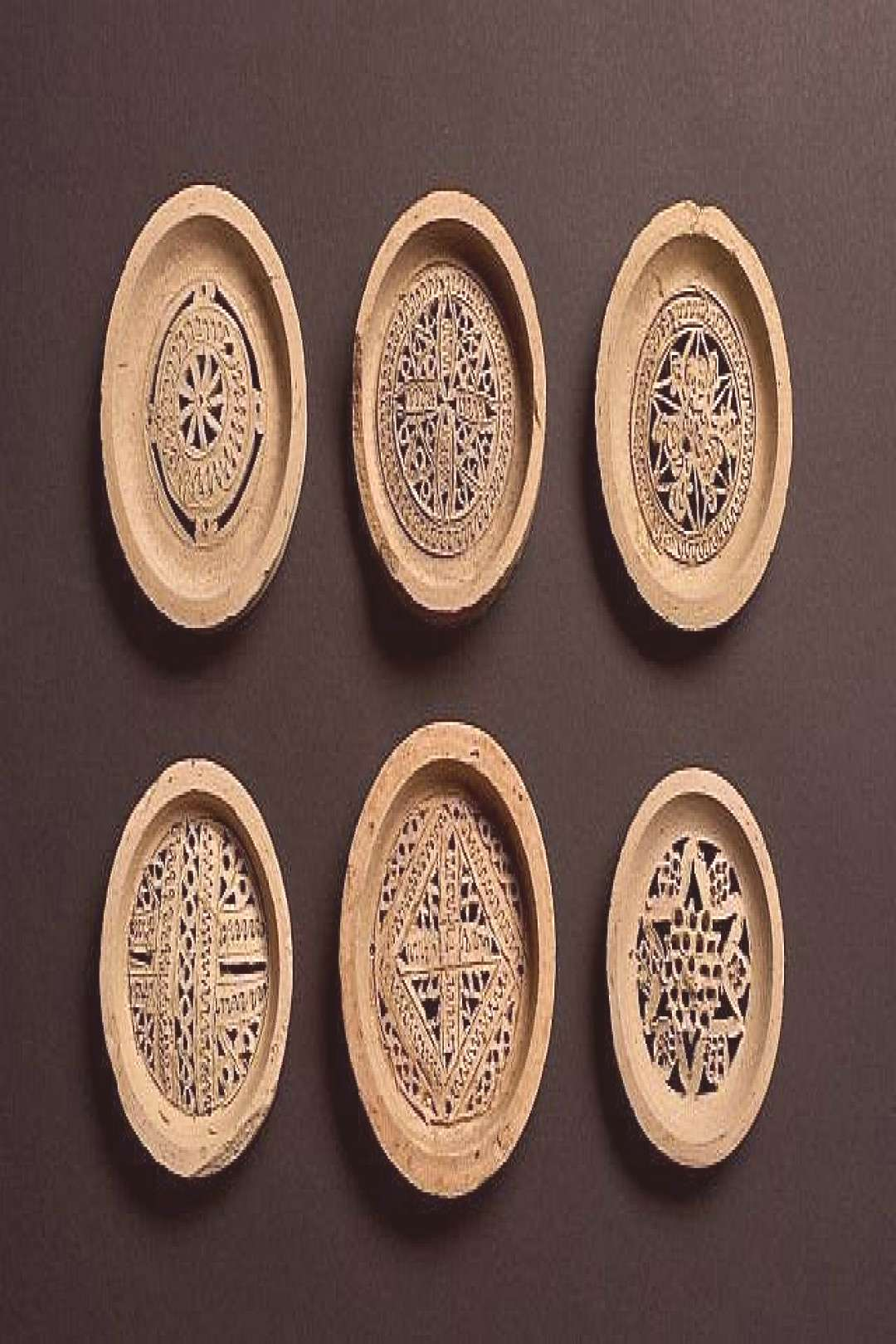A COLLECTION OF ISLAMIC TERRACOTTA FILTERS, EGYPT, 10TH-12TH CENTURY Provenance Collection Maur ..