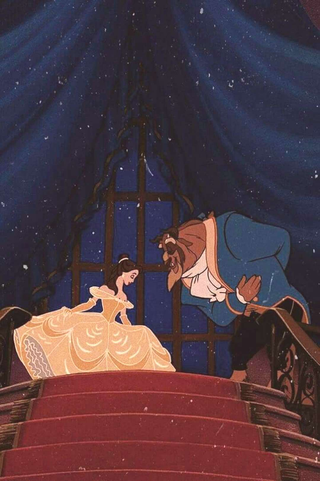 Beauty and the Beast film - wallpapers -  Beauty and the Beast film – wallpaper  -