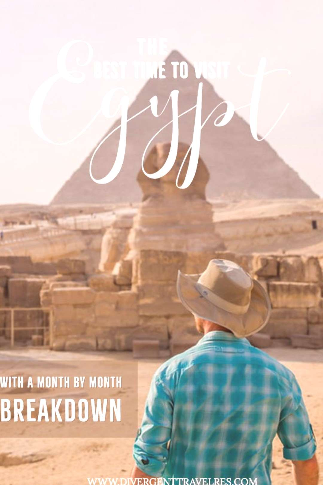 Best Time to Visit Egypt Month by Month Breakdown Egypt is a destination of rich archaeological si