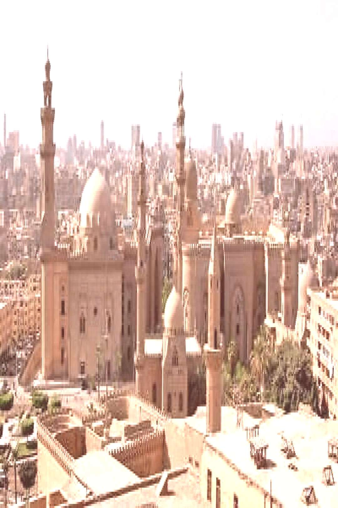 CAIRO EGYPT SKYLINE GLOSSY POSTER PICTURE PHOTO PRINT aerial view pyramids 3539 ebay link CAIRO EGY