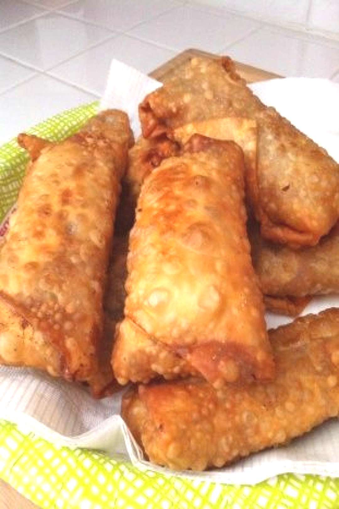Chinese Egg Rolls ~ These rolls can be served with any sauce as party snacks or taken to picnics an