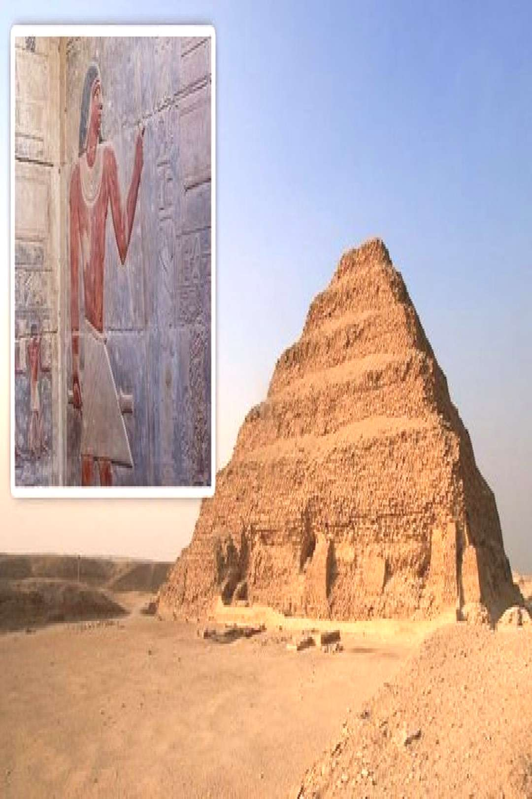 DAILY EXPRESS - expert pins hope on new royal tomb find near 100 percent certain!