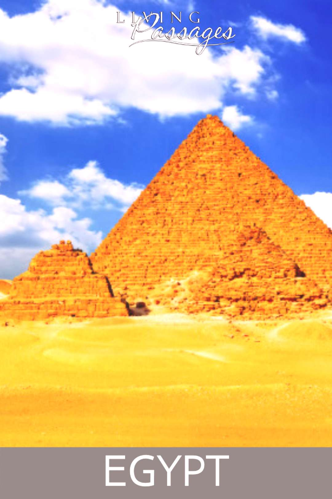 Egypt | Living Passages Let us help you check off places on your bucket list! For over 20 years we