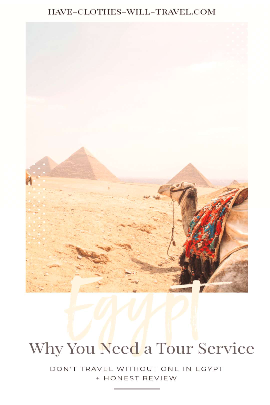 Egypt - Why You NEED a Tour Service + an Honest Review of Memphis Tour Services Egypt - Why You NEE