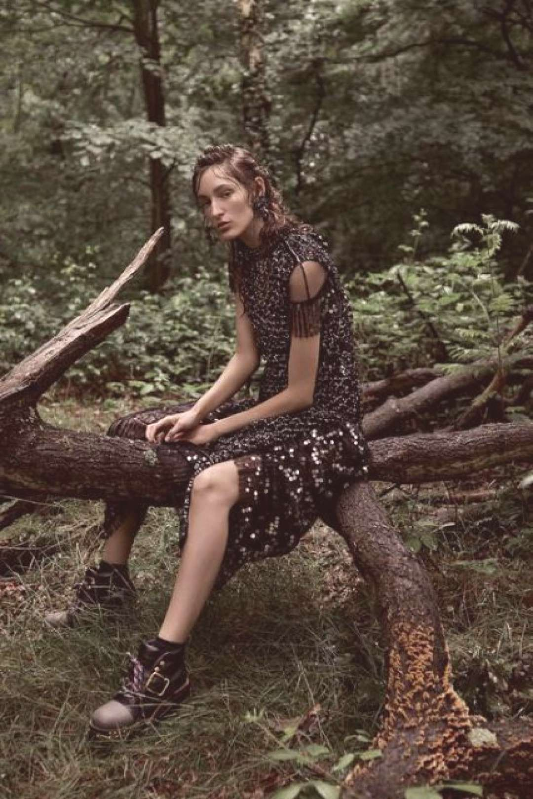 Fashion editorial photography forest harpers bazaar 21 ideas , Fashion editorial photography fores