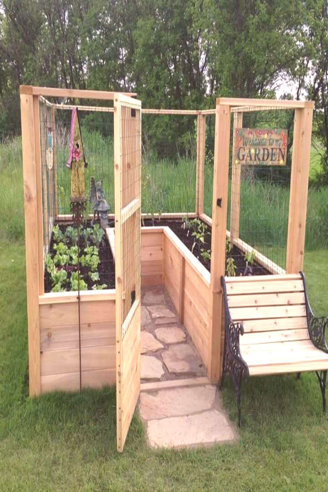 Great Absolutely Free raised garden fence Thoughts - Great Absolutely Free raised garden fence Tho