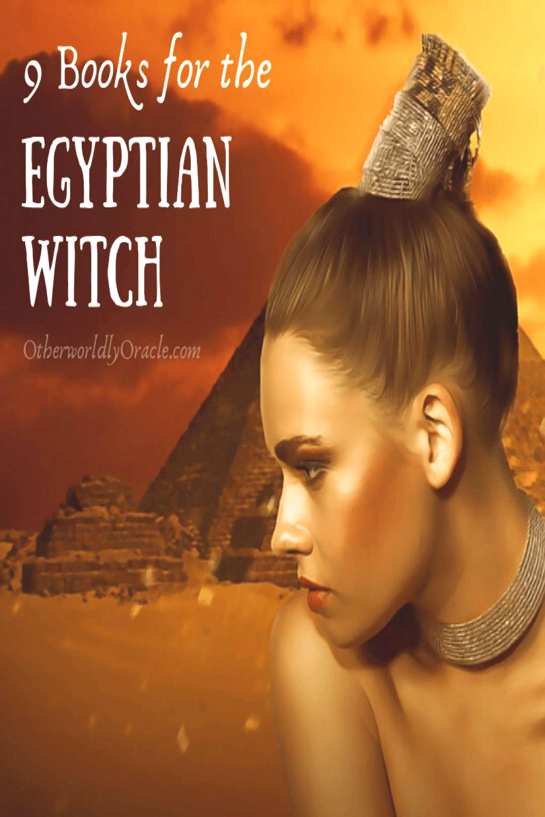 Looking to add Egyptian magick into your practice? Heres 9 must-read books for the Egyptian witch