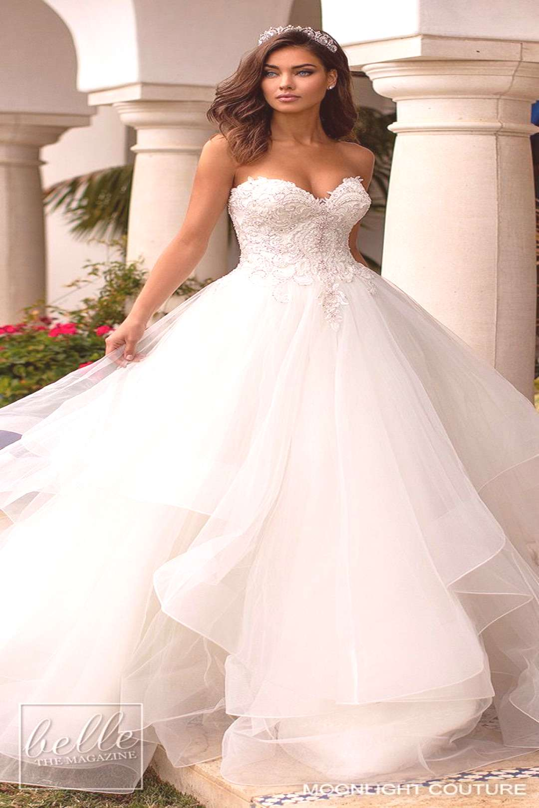 Moonlight Couture Bridal Dresses Autumn 2019 - Check more at s3.diydecors.onli .... - Moonlight Co