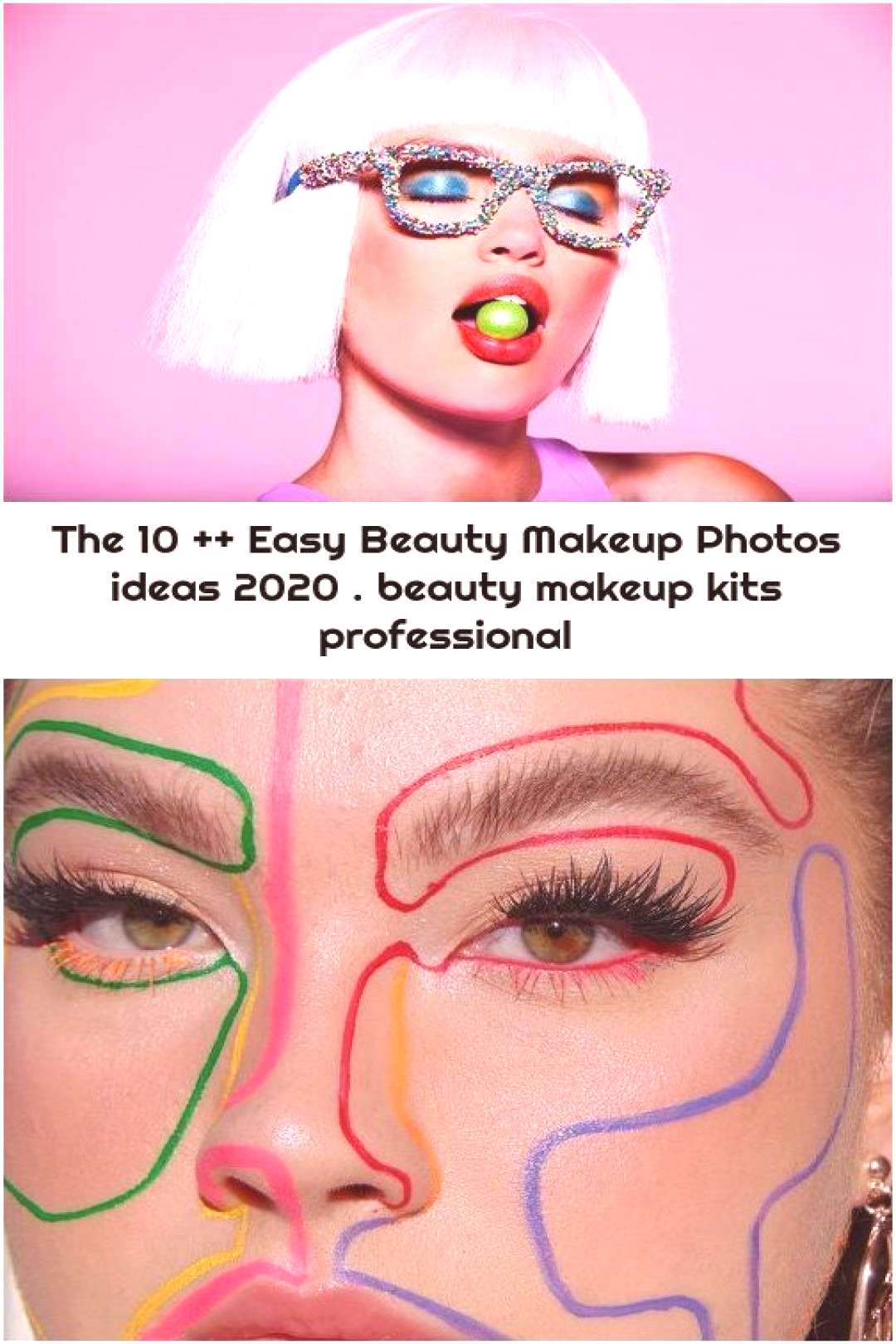 The 10 ++ Easy Beauty Makeup Photos ideas 2020 . beauty makeup kits professional 1. (notitle) 2. Lo