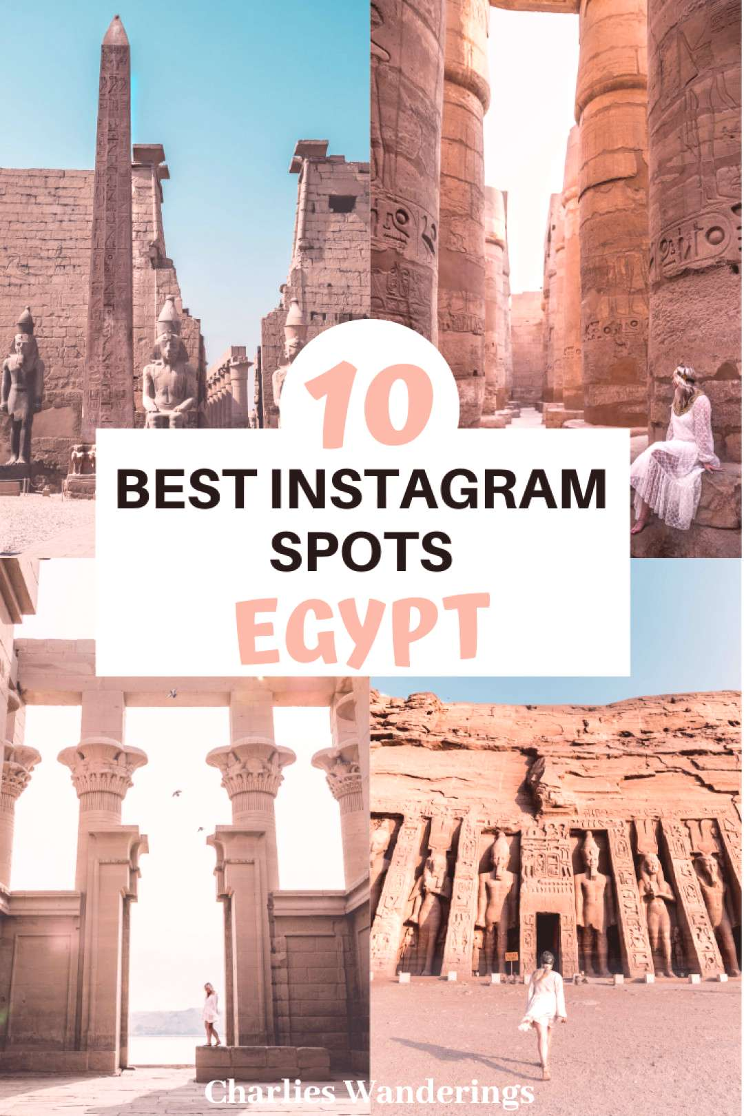 The Most Instagrammable places in Egypt - Charlies Wanderings - -