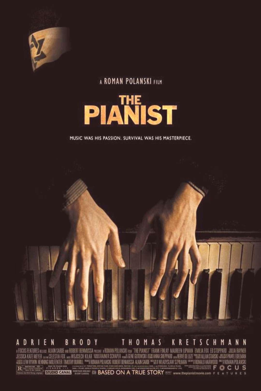 The Pianist (2002) - IMDb -  The Pianist (2002) – Dirceted by Roman Polanski starring with Adrien