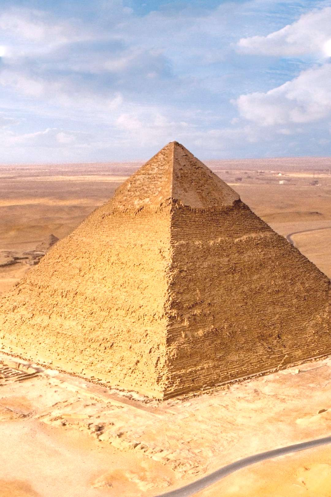 The pyramids of Egypt fascinated travelers and conquerors in ancient times and continue to inspire