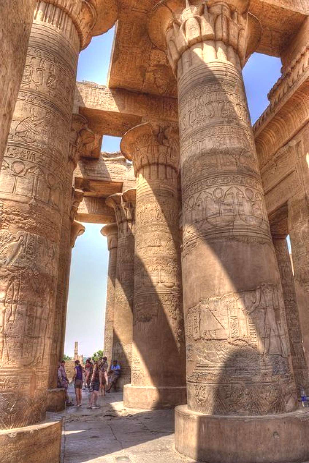 The Temple of Kom Ombo -Egypt
