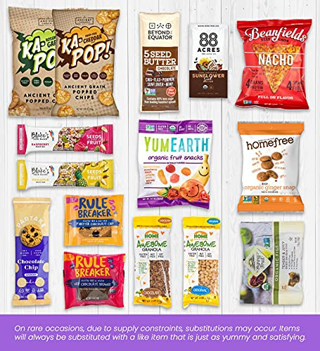 Top 8 Allergen Free Snacks Great Gift For Anyone With