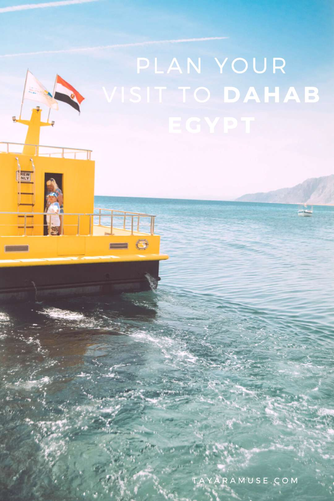Visit Dahab, Egypt | TayaraMuse Learn more about Egypts best beach town and the epicenter of divin