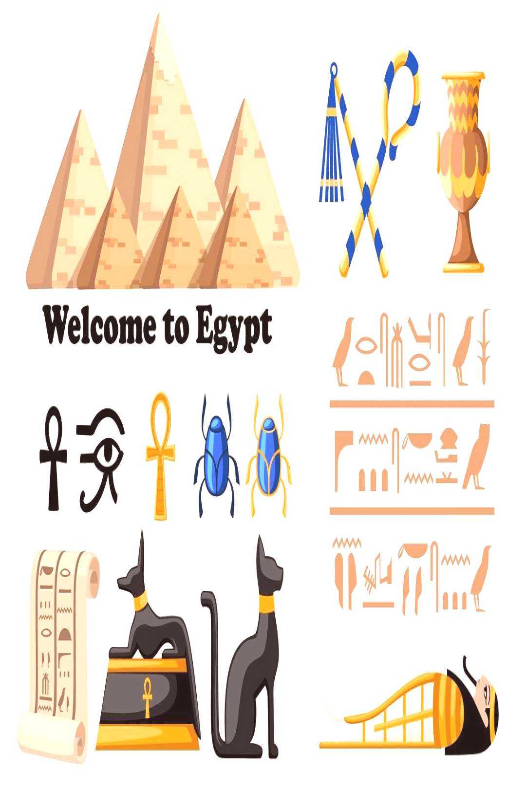 Welcome to Egypt ,