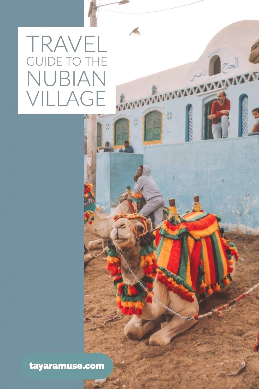 Welcome to the Nubian Village in Egypt What to do in Easy. The Nubian Village is the place to be wh